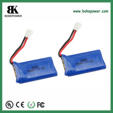 451248 200mah 10C discharge lipo battery for RC toy