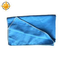 high absorbent soft microfiber diamond cleaning cloth