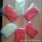 1KG*10BAG/CTN PICKLED GINGER FOR RUSSIA, SOUTH AMERICA