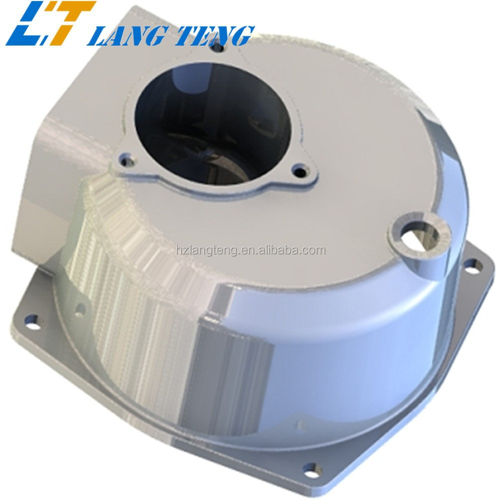 OEM Aluminium Alloy 6061 Die Casting Enclosure/Cover/Shell/Box