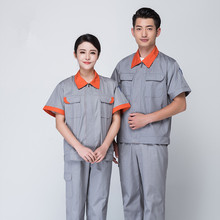 Factory supply mechanic engineering work wear clothes uniform work clothes