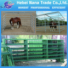 Hot sale Temporary Galvanized Horse Stable / portable horse stalls