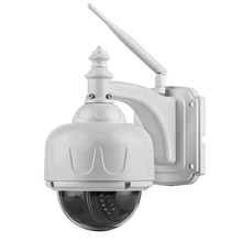 2.8-12mm Focus lens 5X Auto Zoom Micro SD Card 1080P Security CCTV Outdoor PTZ Wireless Speed Dome WIFI IP Camera