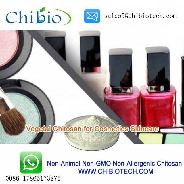 Cosmetic grade mushroom chitosan for Beauty Products
