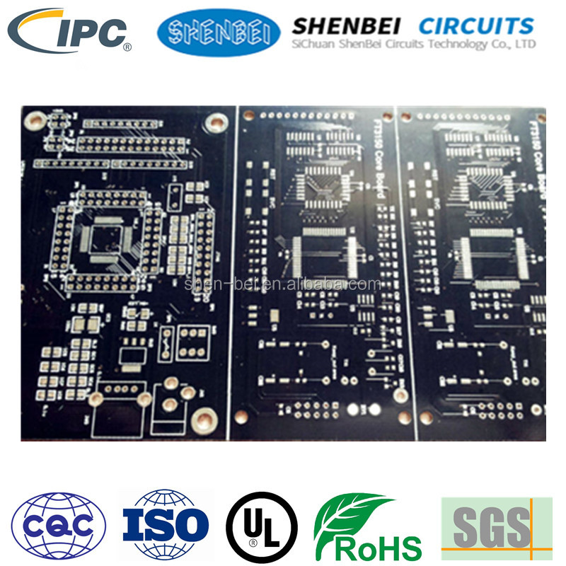 OEM ODM Factory Assembly High Quality Electronic Digital Circuit PCB diy making multilayer pcb