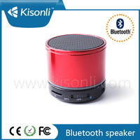 Rechargeable wireless bluetooth mini travel speaker