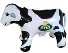 PVC Inflatable Dairy Products Milk Cow