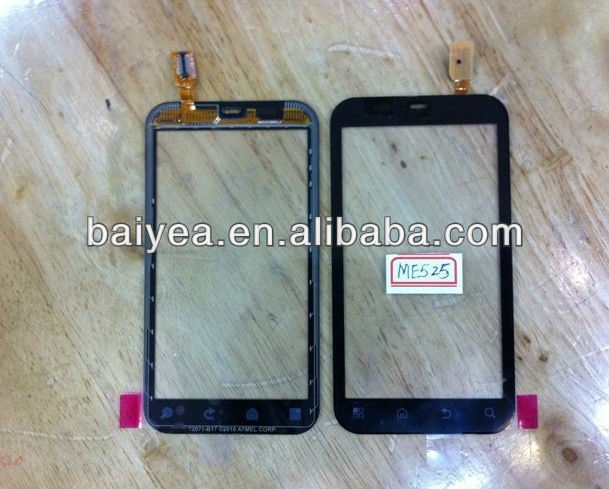 OEM new for Motorola Defy Em525 digitizer touch screen parts