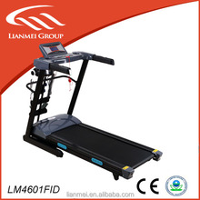 460mm runing space for home use treadmills with speed 16km/h