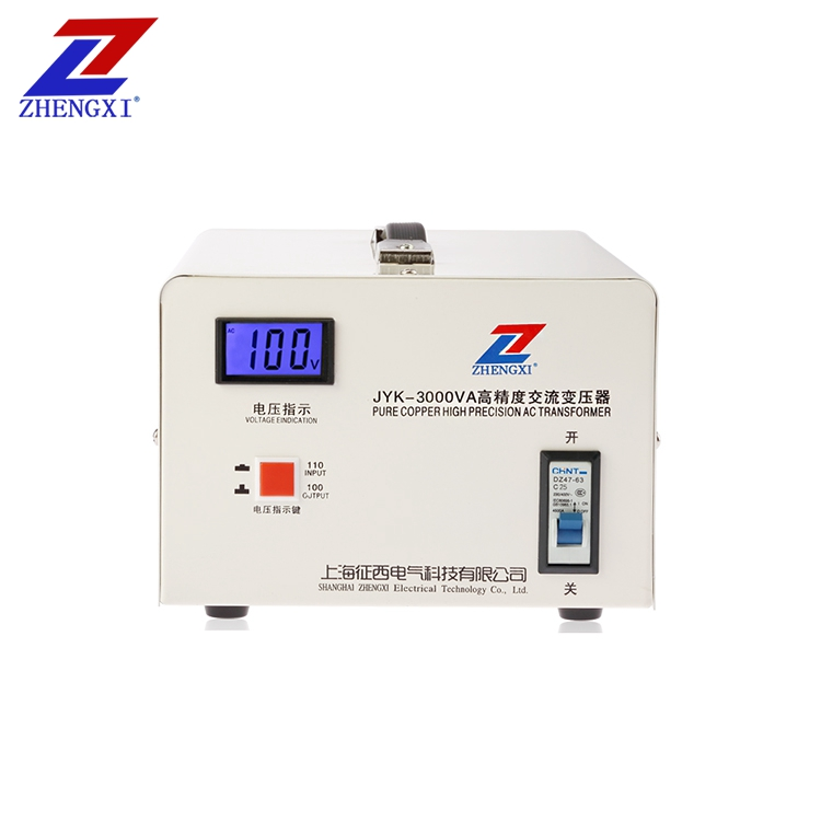 Customized single phase High precision 1000w ac 110v to 220v electric voltage converter