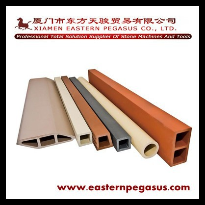 2015 Widely Used for Construction Curtain Walls Terracotta Louver