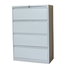 2017 Hot Vertical filing office furniture cheap wide steel drawer cabinet with A4 folder