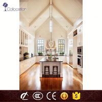 Guangzhou customized kitchen island base cabinet