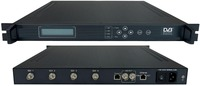 MPEG-2 4IN1 SD SDI ts encoder (Embedded audio,4SDI in,ASI+IP/UDP out)