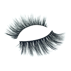 Factory Supply false eyelashes natural for wholesale custom package