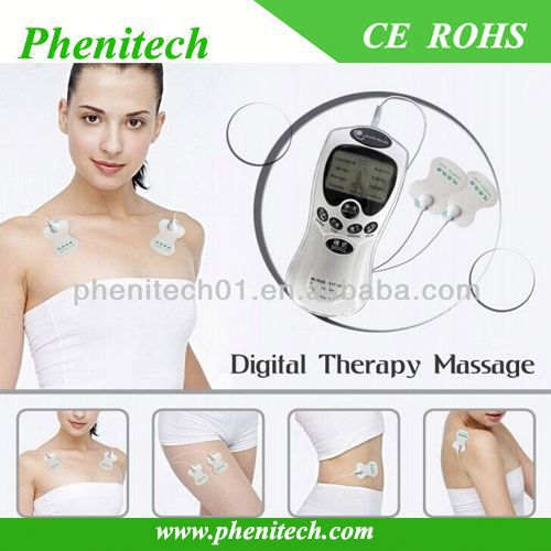 Health care tense electric massage therapy machine
