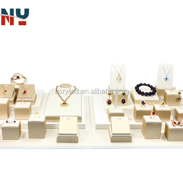 High-end jewelry display props.