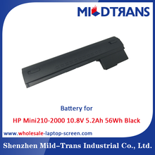High Quality OEM Charge Laptop Battery Without Charger 10.8V 5200mAh for HP Mini210-2000