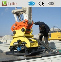 Hydraulic Compactor for 10 ton Excavator manufacturer