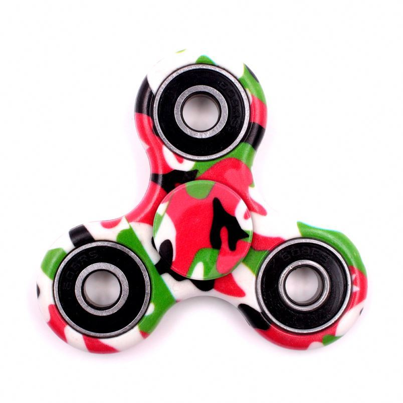 Top selling Titanium custom design finger spinner