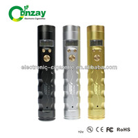Colorful kts k200 x6 e-cig mechanical mod K200 e-cigarette 2014