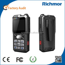 RICHMOR hot sale Portable DVR With 2.5 inch TFT Colorful LCD Screen Recorder Worn body camera PDVR