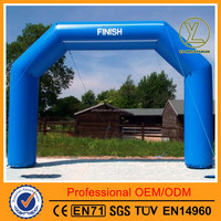 Giant outdoor inflatable arch for promotion/Cheap inflatable arch