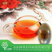 100% Natural Excellent quality instant Black tea extract theaflavin10%