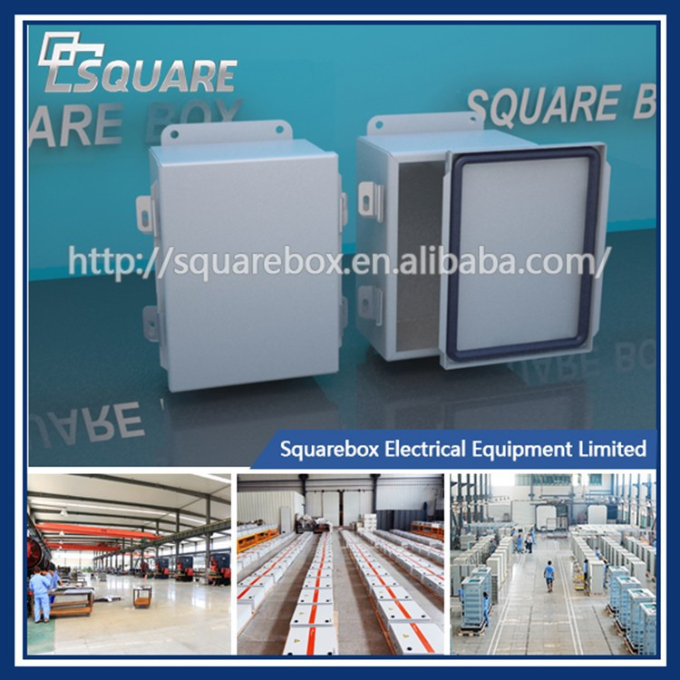 Multipurpose Electronic & Instrument Enclosures Distribution Boxes