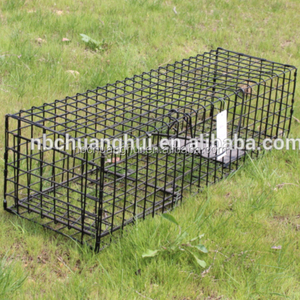 "Pest Control Squirrel Cage Traps For Sale raccoon Large Animal Trap Cage On Sale 23'*7""*6"""