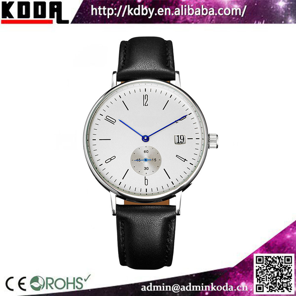 Koda japan movt quartz watch stainless steel back chonograph wristwatches mens buy japan movt for Celebrity quartz watch japan movt