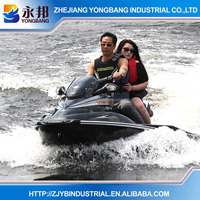 CHINESE MANUFACTURER YONGBANG Jetski Black or White Color YB-CA-1 Suzuki Engine 1300CC 2 person China Small Jet Ski