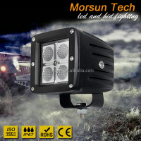 20W square led work light, f150 fog lamp, led bumper driving light