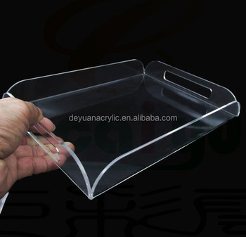 Acrylic Candy Trays / Custom Acrylic Tray
