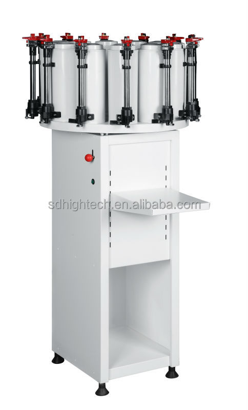 Manual colorants paint tinting machine paint dispenser ht for Paint tinting machine