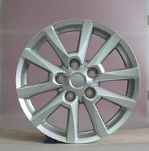 Hot sale 17 inch chrome japan sport rims for cars with 5x150