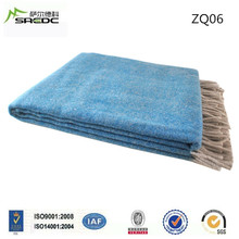 Chinese Wholesaler Hot sale Military Wool Blended Blanket