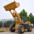 5 ton front end loader with 3 m3 capacity