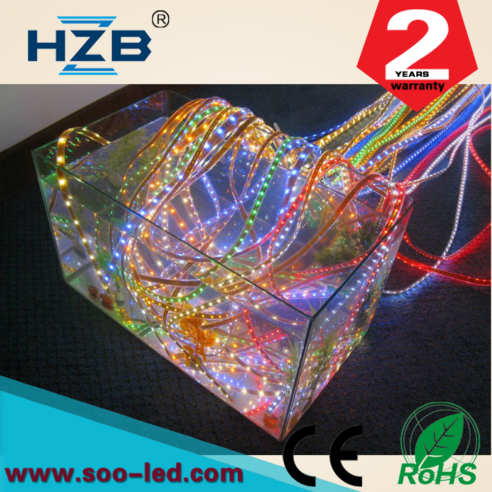 5050 rgb dream color 6803 ic led strip light 100m/roll 220-240v for wedding decorations