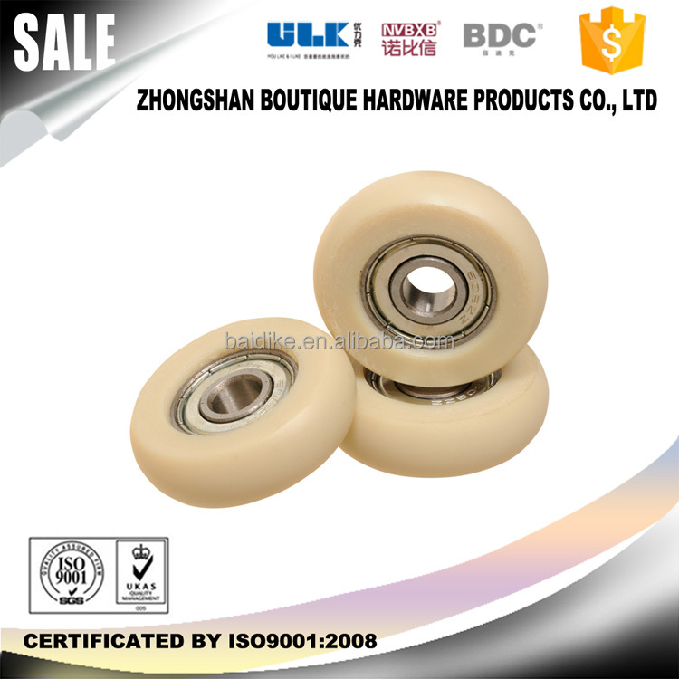 China Supplier wardrobes sliding channel sliding roller With Good Quality