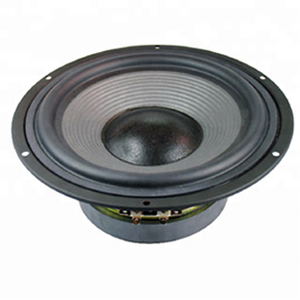 "218mm 220mm 9"" 9inch loudspeaker parts 8ohm16ohm 32ohm 10W 20W 30W YD200 unit raw speaker components stage speaker"