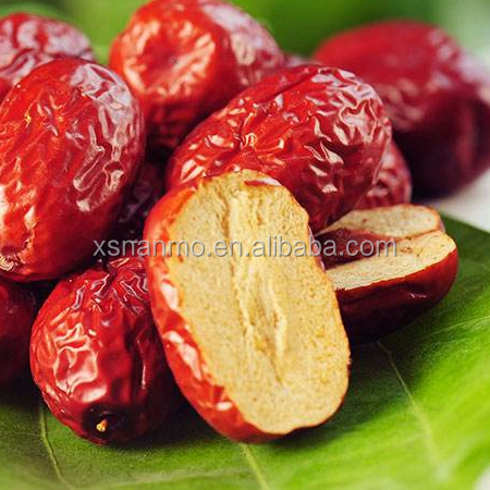 Dry Herb Xinjiang Jujube Dried xinjiang Red Dates