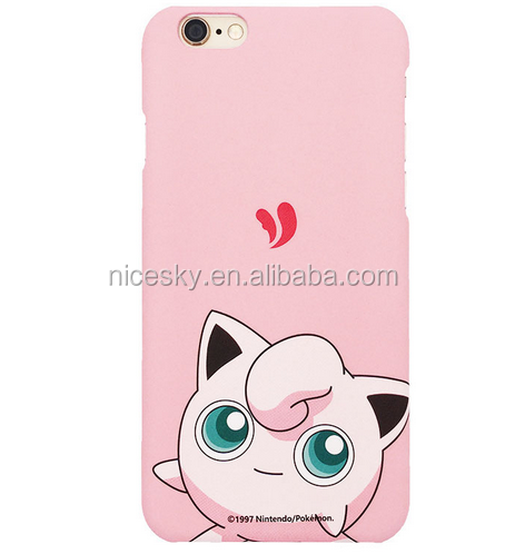 Pokemons Hard Cell Phone Cover For iphone 4S 5 5S SE 5C 6 6S Plus For iPod Touch 4 5 6 Mobile phone Case