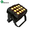 300W RGBWAP Waterproof DMX512 Led Wall Washer light Led Outdoor UP Stage Lights 20x15W Wide Wash