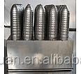 Hight quality commercial Corn stainless steel ice cream mold