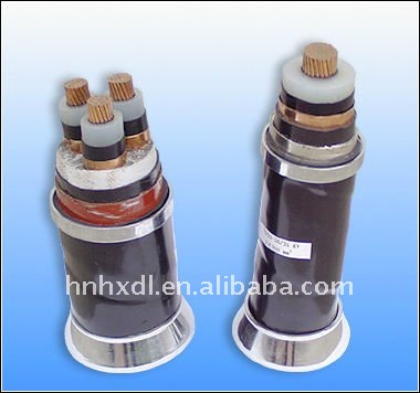 XLPE Insulated Armoured PVC Sheath Electric Cable