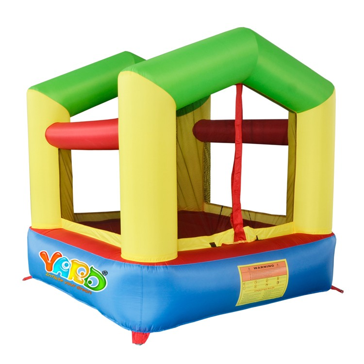 YARD Special Small Kids Inflatable Indoor Jump Bouncer Toys for Fun Play