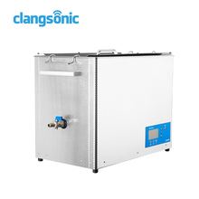 solar panel cleaning system ultrasonic cleaning machine with heating system for solar energy collector,frame cleaning line