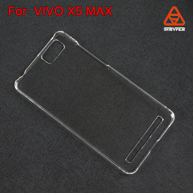 ECO PC clear mobile phone case wholesale best price supplier For VIVO X5 MAX