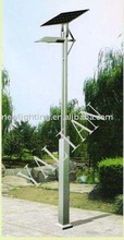 Solar garden light / garden lighting pole light